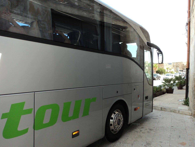 gita organizzata con pullman bus della jonicatour autoservizi catania
