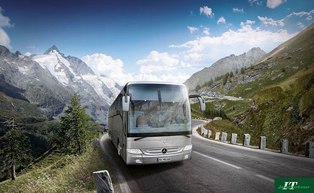 Pullman GT 56 posti per gita in autobus Sicilia