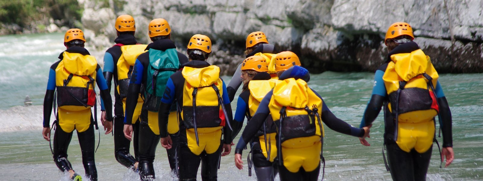 body rafting gole dell'Alcantara
